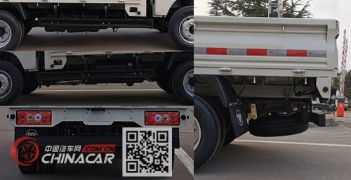 福田牌BJ1040V8JA6-AC型载货汽车图片4