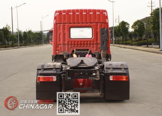 东风牌EQ4180L9CDC型牵引车图片3