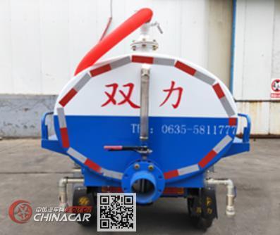 双力牌7YPJZ-14150G1型罐式三轮汽车图片2