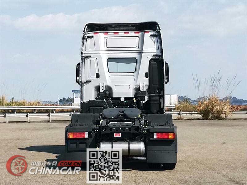 现代牌CHM4250KPQ46T型牵引汽车图片