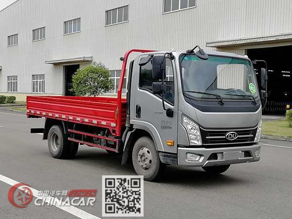 南骏牌NJA1042PDF33A型载货汽车图片1