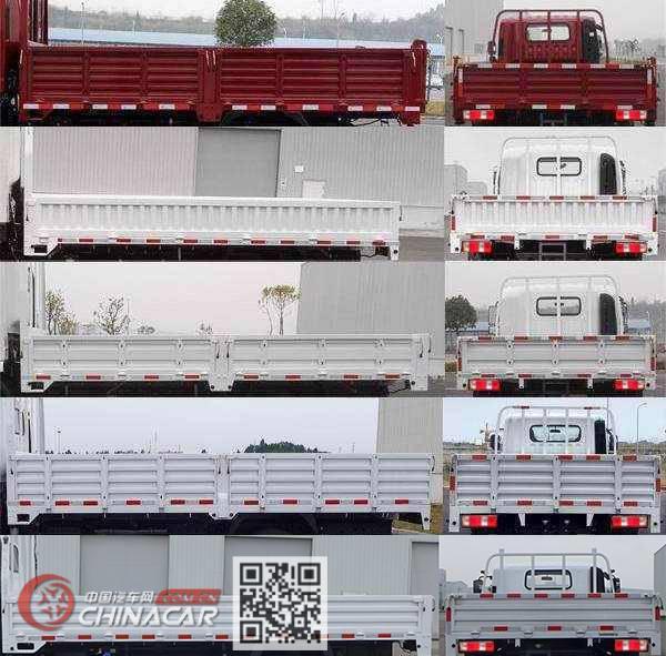 南骏牌NJA1042PDF33A型载货汽车图片3