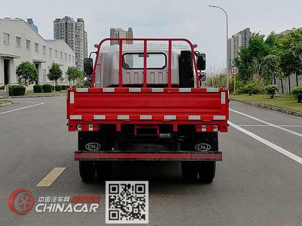 南骏牌NJA1042PDF33A型载货汽车图片4