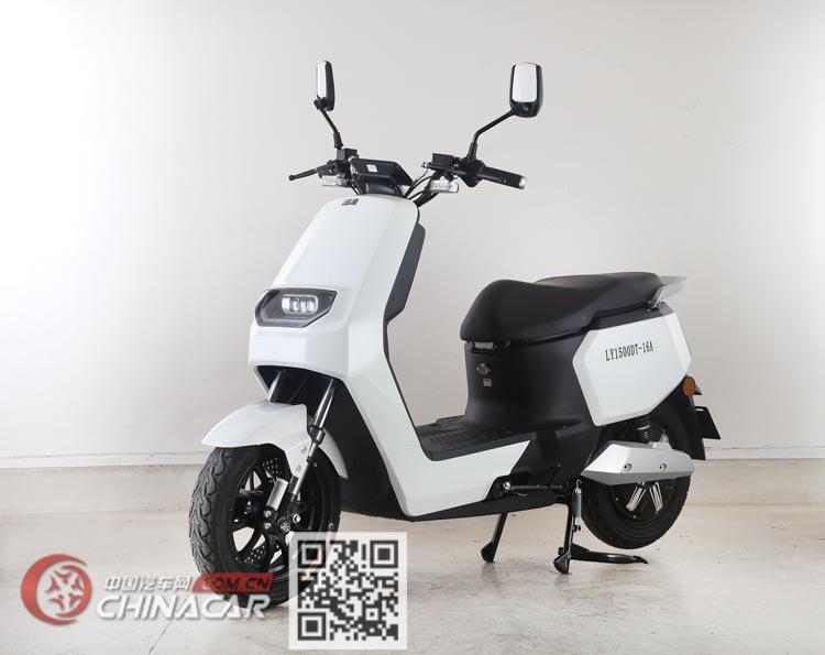 绿源牌LY1500DT-16A型电动两轮摩托车图片1