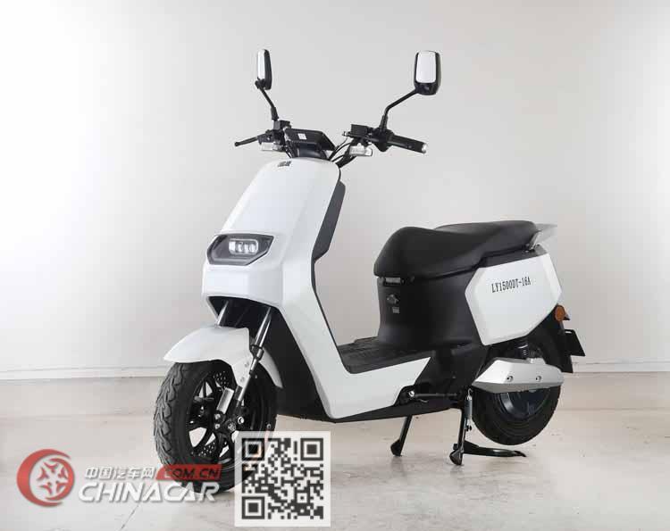 绿源牌LY1500DT-16A型电动两轮摩托车图片2