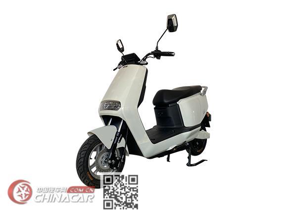 欧派牌OP800DQT-55型电动两轮轻便摩托车图片2