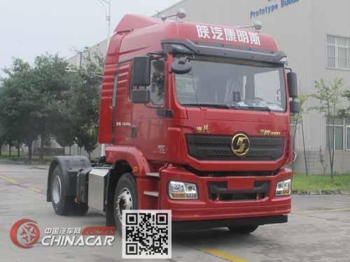 陕汽牌SX4189MD1C1型牵引汽车图片1