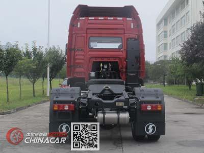 陕汽牌SX4189MD1C1型牵引汽车图片3