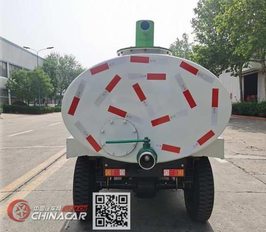 时风牌7YPJZ-17150G2型罐式三轮汽车图片2