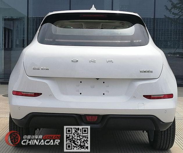 欧拉牌CC7000BJ02ABEV型纯电动轿车图片3