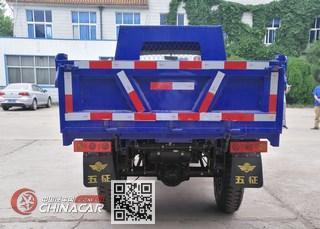 五征牌7YPJZ-17150PD1型自卸三轮汽车图片4