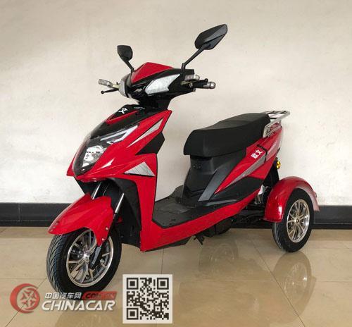 控可程牌KKC800DQZ-9型电动正三轮轻便摩托车图片1