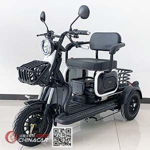 万仕达牌WSD500DQZ型电动正三轮轻便摩托车图片1
