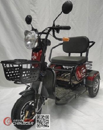 喜力宏牌XLH500DQZ型电动正三轮轻便摩托车图片1