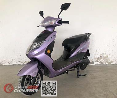 位美牌WM800DQT-2P型电动两轮轻便摩托车图片1