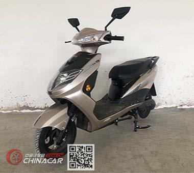 位美牌WM800DQT-2P型电动两轮轻便摩托车图片2