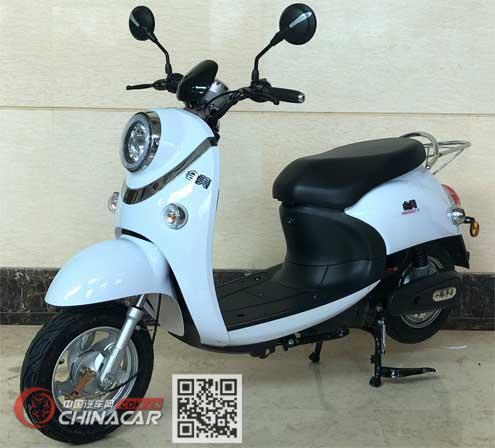 会美牌HM800DQT-C型电动两轮轻便摩托车图片2