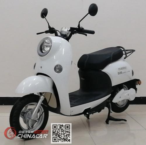 欧度牌OD800DQT型电动两轮轻便摩托车图片2