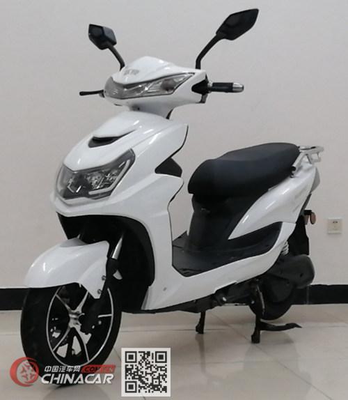 欧度牌OD1000DQT-3型电动两轮轻便摩托车图片1