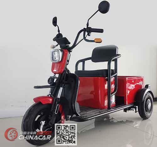 金箭牌JJ500DQZ-3型电动正三轮轻便摩托车图片1