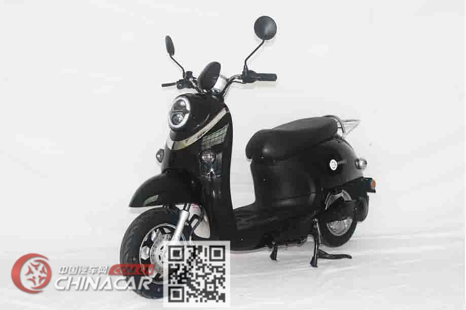 好耐奇牌HNQ500DQT-5型电动两轮轻便摩托车图片1