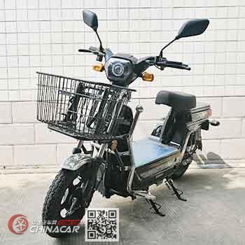 麦威酷车牌MW1000DQT-4型电动两轮轻便摩托车图片1