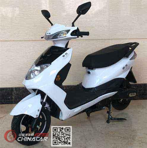 申玛牌SM800DQT-6A型电动两轮轻便摩托车图片2