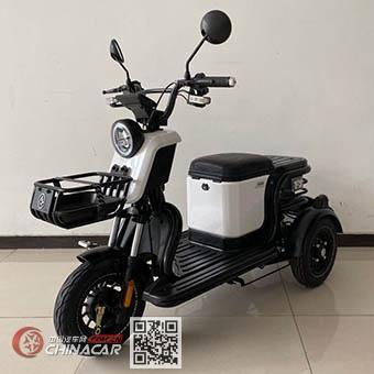 万仕达牌WSD500DQZ-5型电动正三轮轻便摩托车图片1