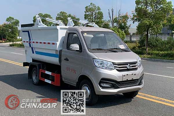 丰霸牌STD5031ZZZGF6型自装卸式垃圾车图片