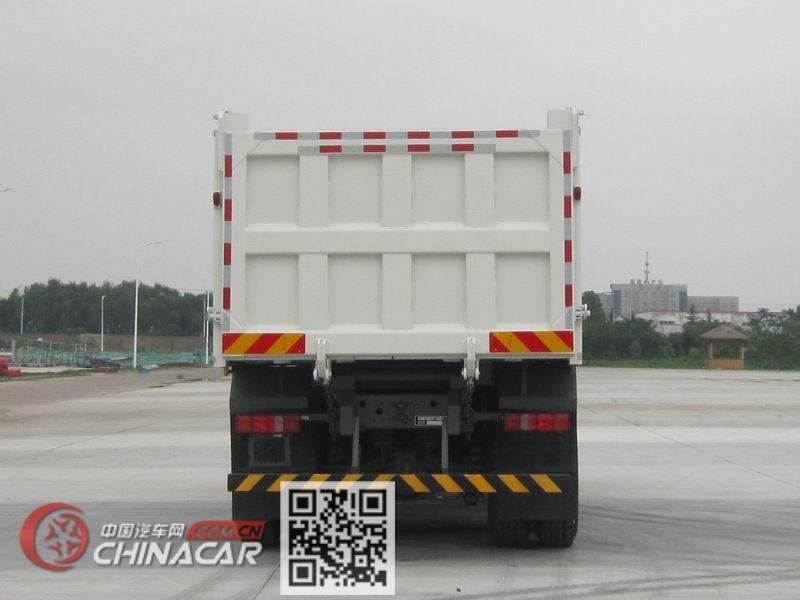 豪沃牌ZZ3317V286JF1B型自卸汽车图片