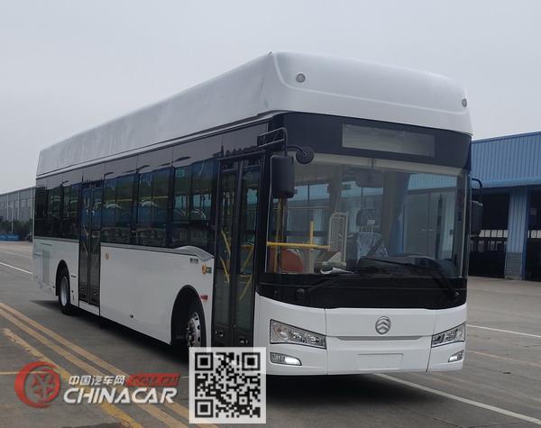 金旅牌XML6125JFCEVJ0CA1型燃料电池城市客车图片1