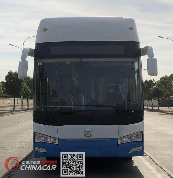 金旅牌XML6125JFCEVJ0CA1型燃料电池城市客车图片2