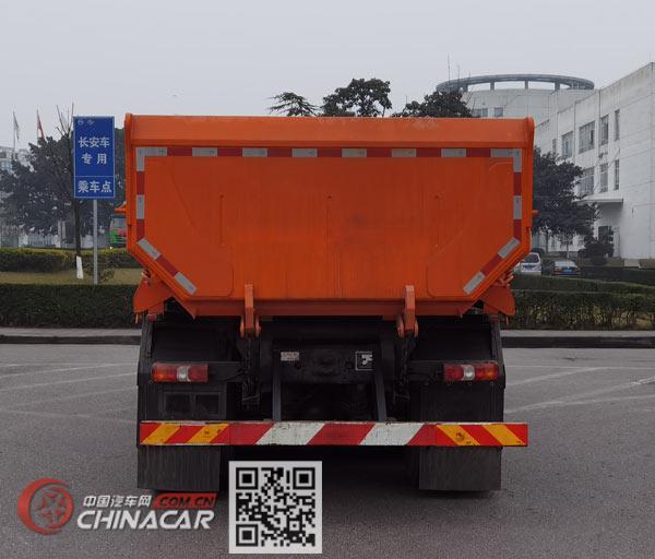 红岩牌CQ3316AMDG256V型自卸汽车图片