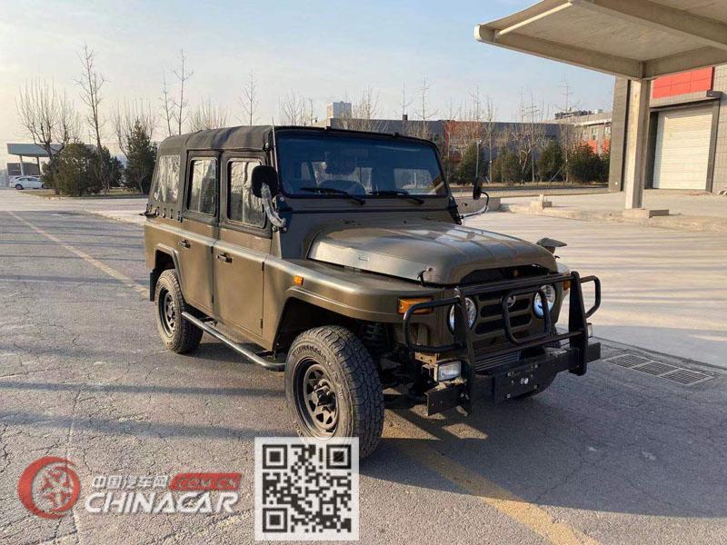 北京汽车制造厂有限公司牌BAW2033CHA4型越野乘用车图片1