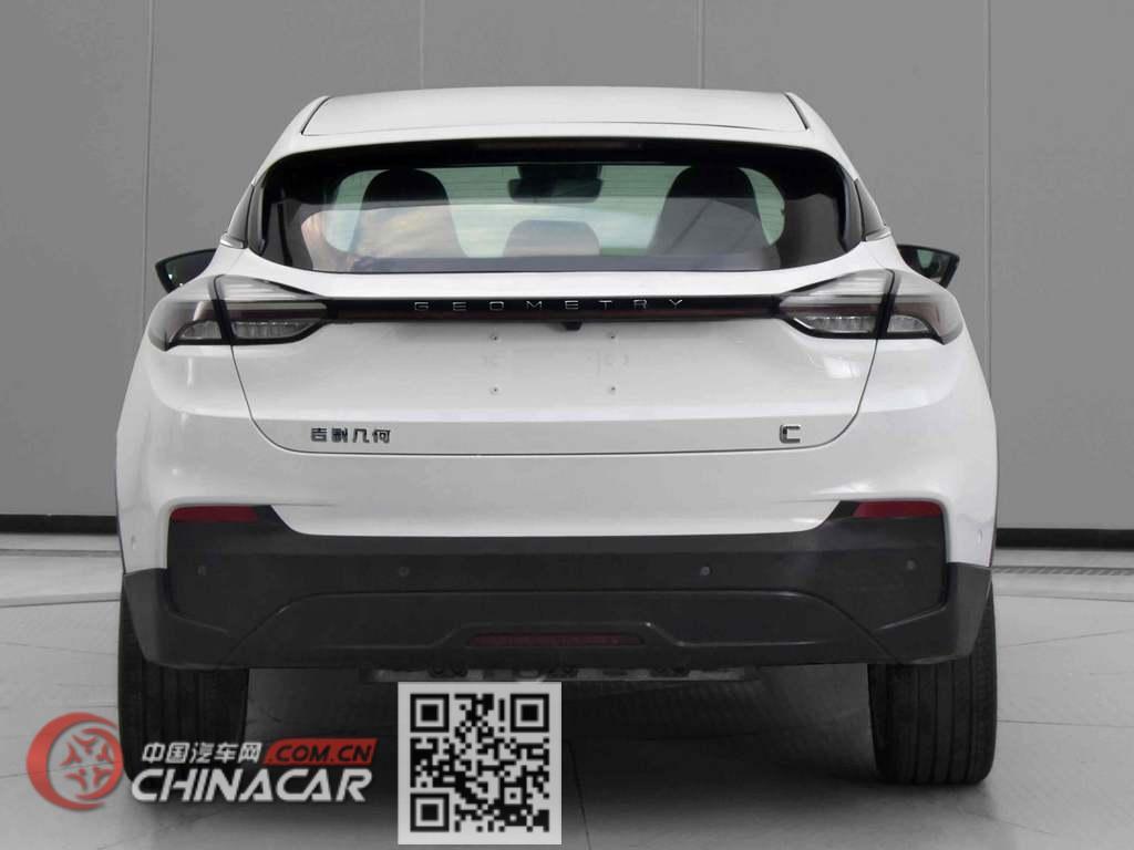 几何牌HQ7003BEV03型纯电动轿车图片