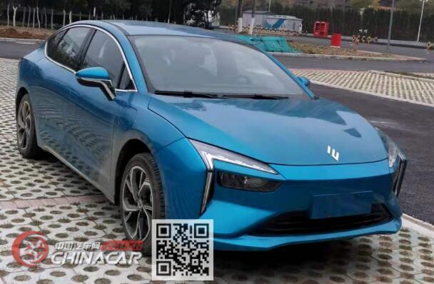 羿驰牌JX7001ERCBEV型纯电动轿车图片1