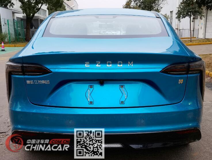 羿驰牌JX7001ERCBEV型纯电动轿车图片3