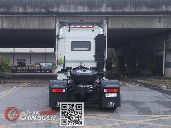 华菱之星牌HN4181A45C8M5型牵引汽车图片2