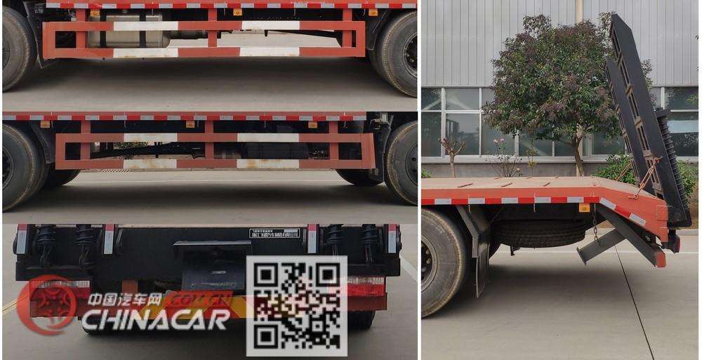 飞碟牌FD5181TPBP67K6-1型平板运输车图片4
