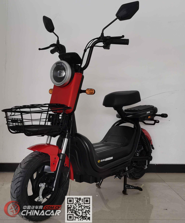 金箭牌JJ600DQT-5型电动两轮轻便摩托车图片1
