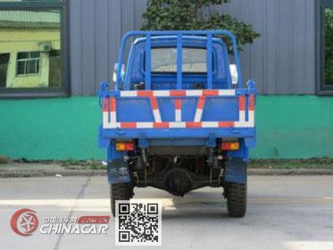 兴农牌7YPJZ-1450DA型自卸三轮汽车图片2