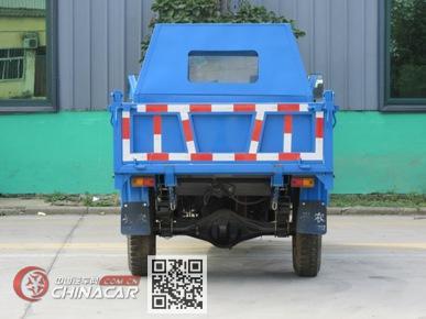 兴农牌7YPJZ-1450DB型自卸三轮汽车图片2