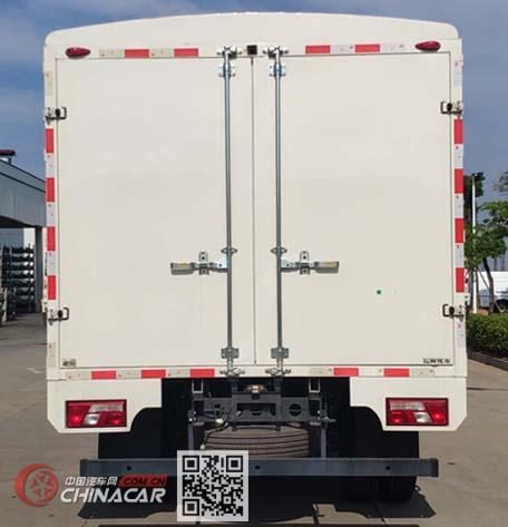 江铃牌JX2045CCYTGA26型越野仓栅式运输车图片