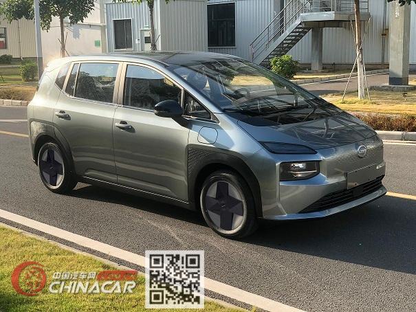 埃安牌GAM7000BEVD0H型纯电动轿车图片1