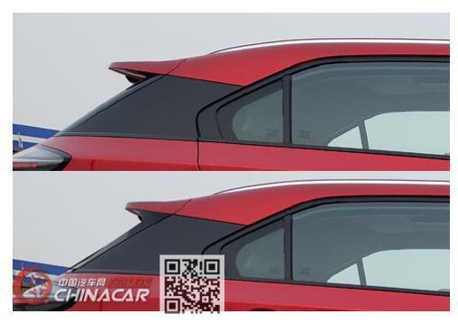 哪吒牌THZ6450BEVS30C型纯电动多用途乘用车图片3