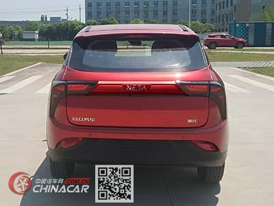 哪吒牌THZ7000BEVS116型纯电动轿车图片3