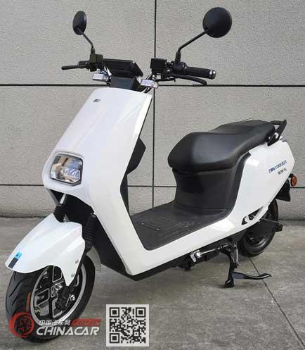 追梦鸟牌ZMN1000DT型电动两轮摩托车图片1