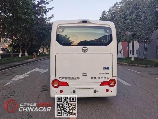 福田牌BJ6601EVCA型纯电动城市客车图片3