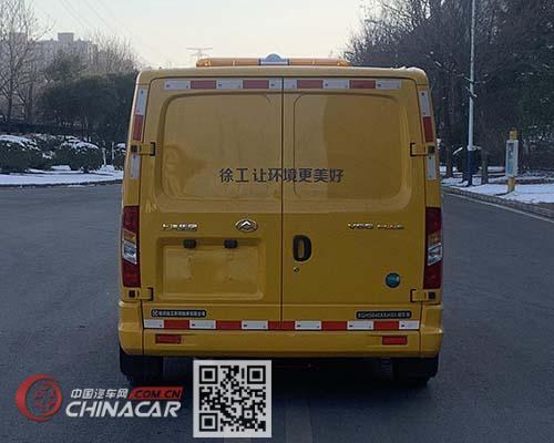 徐工牌XGH5040XXHS6型救险车图片4