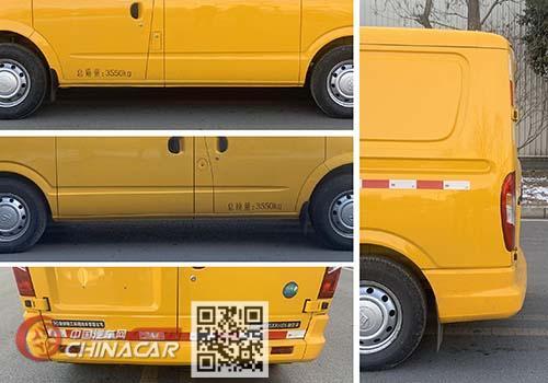 徐工牌XGH5040XXHS6型救险车图片